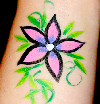 Painting Small Face Painting Designs Is By Face Painting Small